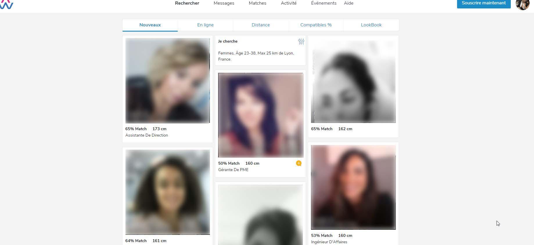 Attractive World avis et test sur le site de rencontre célibataire